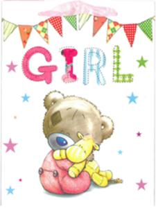 Gift Bags - Baby Girl