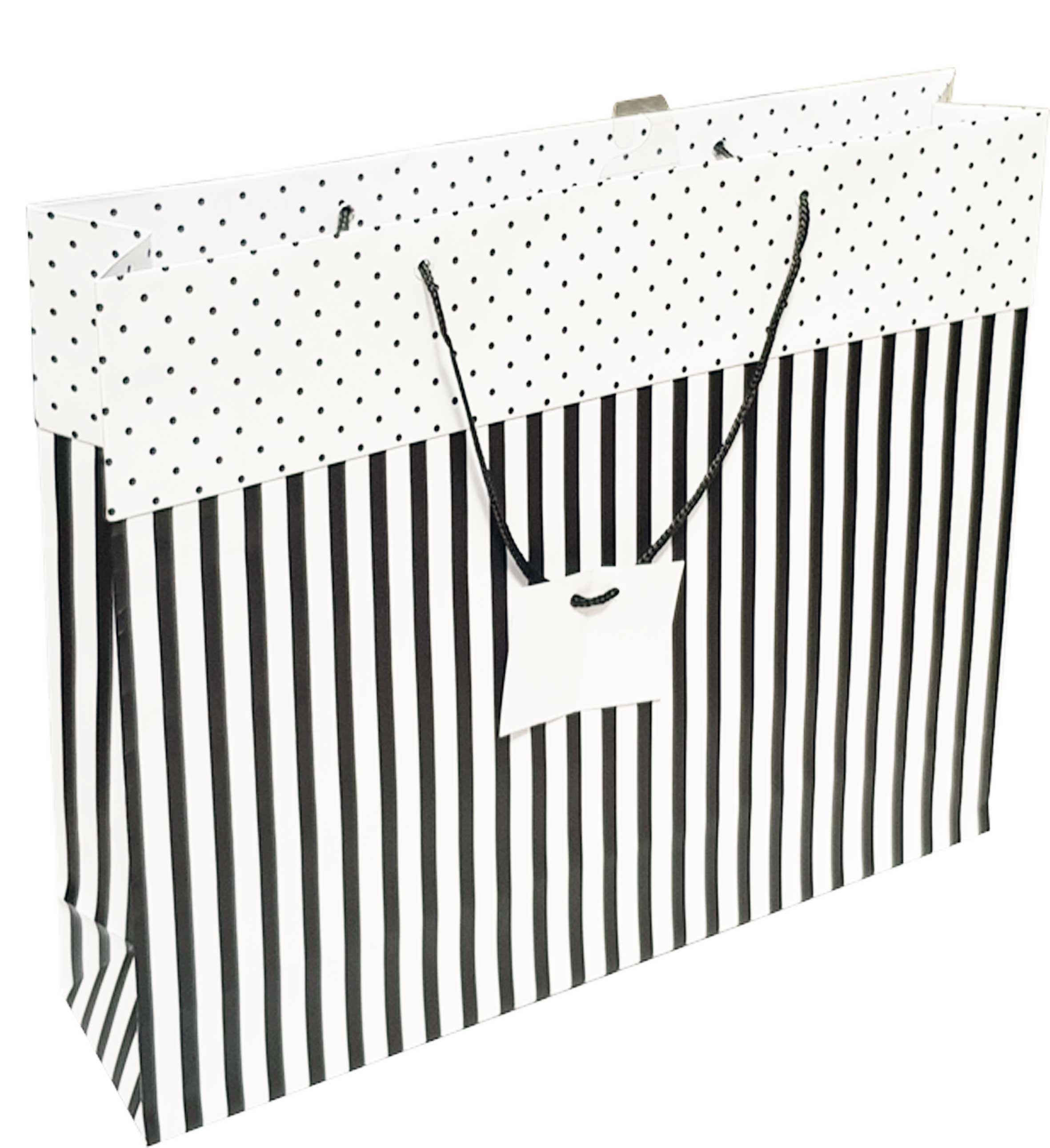 Sandra Iljon Ribbon And Giftwrap Specialists Gift Bags Black And