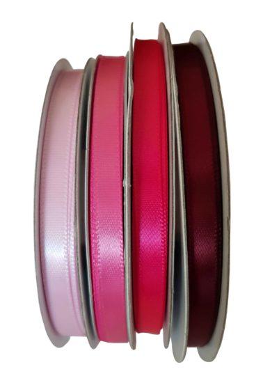 Ribbon - Satin Plain Light Pink